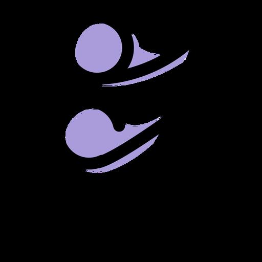 Icono de semicorchea de música
