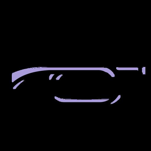 Icono de instrumento de trompeta de música
