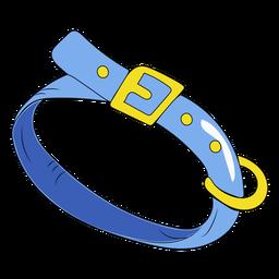 Ilustración colar mascota