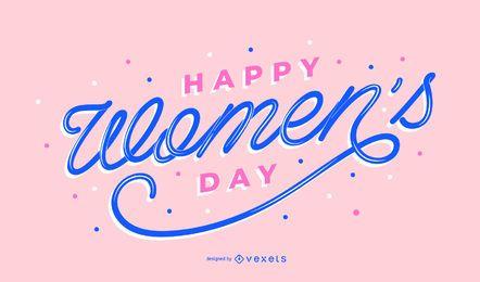 Letras de feliz día de la mujer