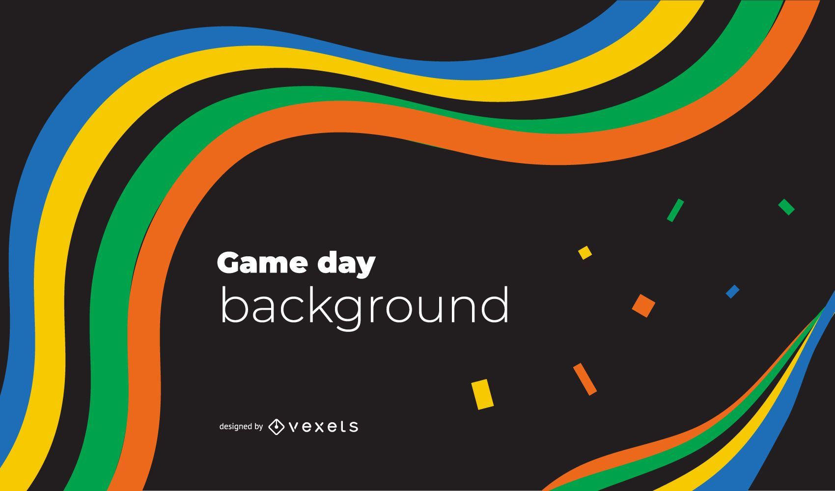 Tokyo 2020 Olympics Background Design