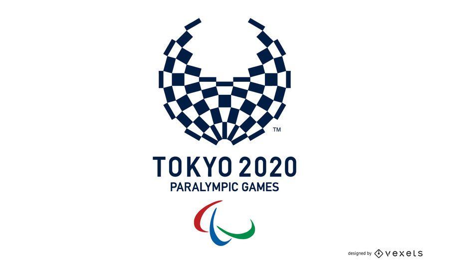 Diseño de logotipo de los Juegos Paralímpicos de Tokio 2020