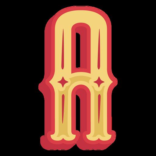 Carta abc mexicana un icono Transparent PNG