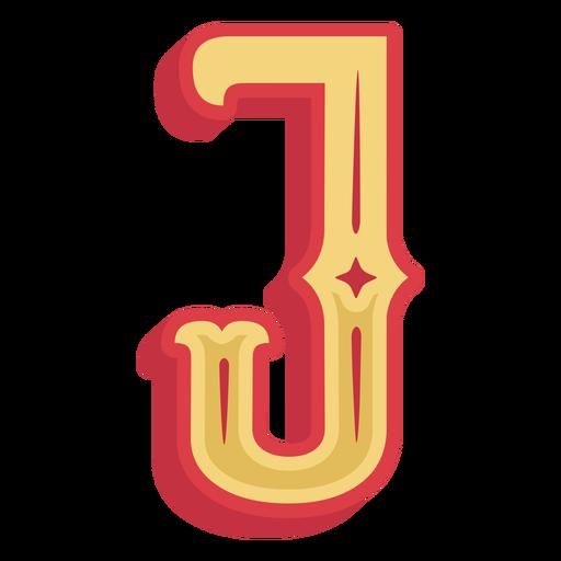 Mexican abc letter j icon Transparent PNG