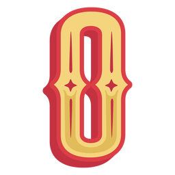 Mexican abc letter o icon