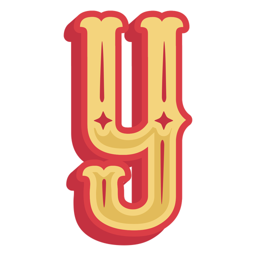Icono de letra y abc mexicano Transparent PNG