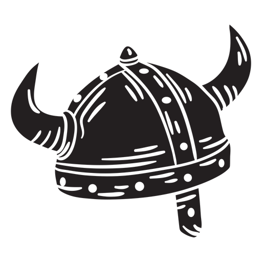 Armadura casco vikingo negro