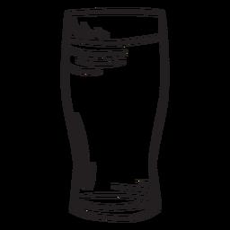 Bier brauen Craft Schlaganfall