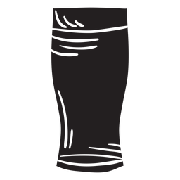 Bebida cerveza irlanda negra