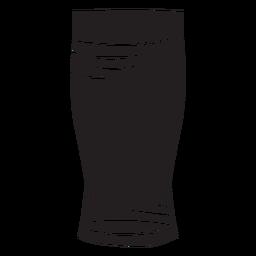 Bebida cerveza irlanda negro