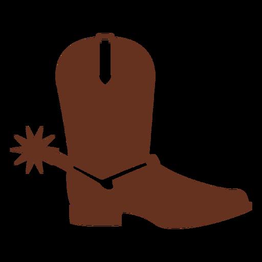 Boots cowboy western flat