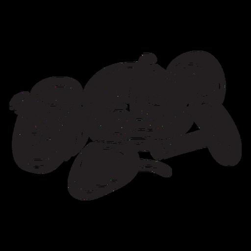 Setas comestibles comida negra Transparent PNG