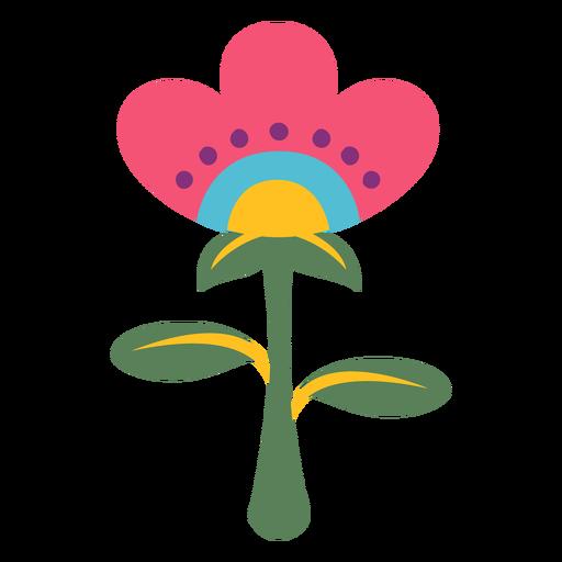 Flower festival plant mexico illustration