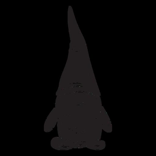 Gnome black creature