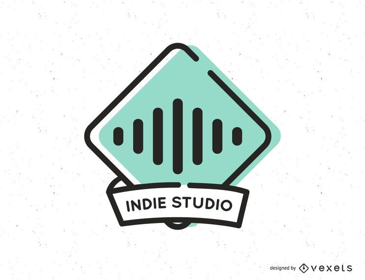 Music Studio Logo Design