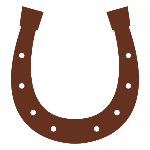 Horseshoe hoof horse illustration Transparent PNG