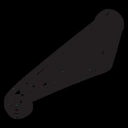Instrumento de cuerda Kantele golpe de Finlandia