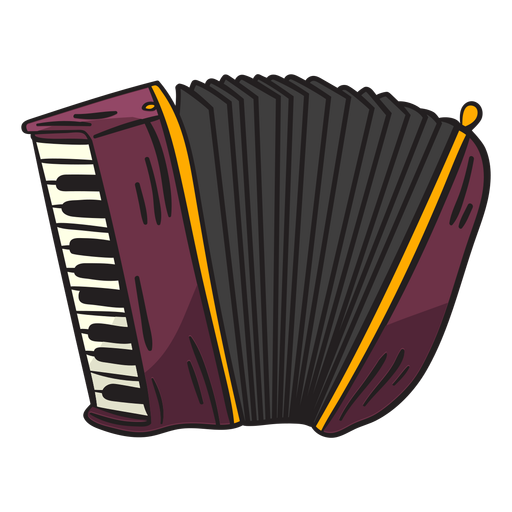 Musical instrument schwyzerörgeli illustration Transparent PNG