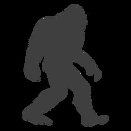 Sasquatch bigfoot flat negro