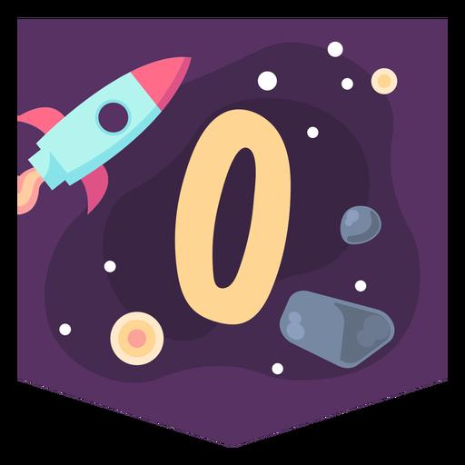 Alfabeto del espacio o banner Transparent PNG