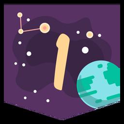 Banner número 1 do espaço