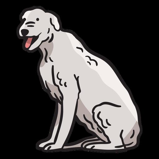 Terrier animal perro irlanda ilustración