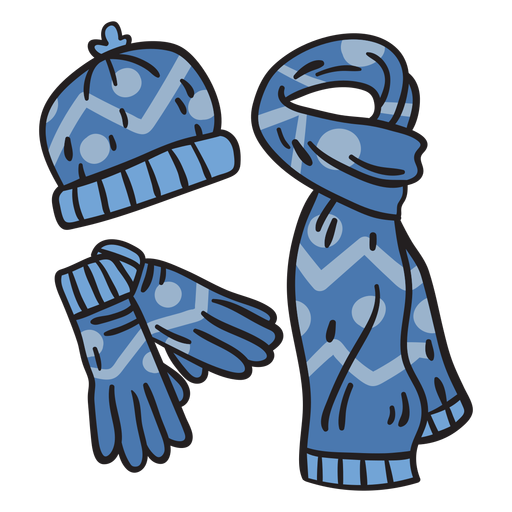 Winter gear snow finland illustration Transparent PNG