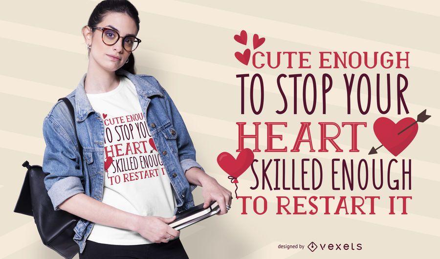 Nurse Funny Quote T-shirt Design