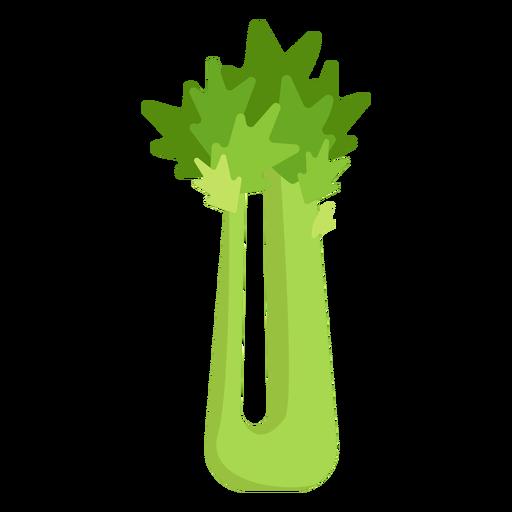 Celery vegetable flat Transparent PNG
