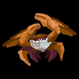 Ícone de criatura caranguejo