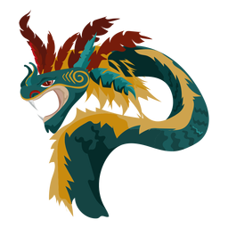 Creature dragon icon