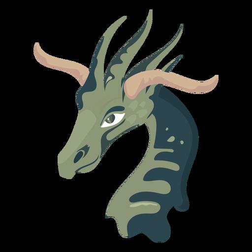Criatura girafa como ícone