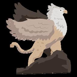 Icono de criatura grifo