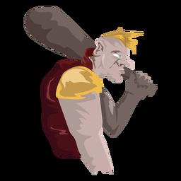 Creature large man icon