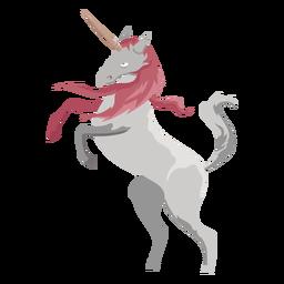 Icono de unicornio de criatura