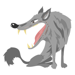 Creature wolf like icon