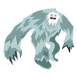 Creature yeti icon