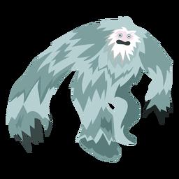 Icono de yeti de criatura