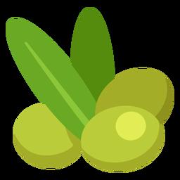 Pepino vegetal plano múltiple