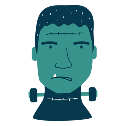 Personaje de Frankenstein
