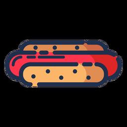 Cachorro-quente ícone Cachorro-quente