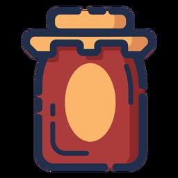 Mason jar icon