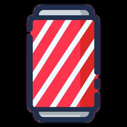 Ícone de lata de refrigerante