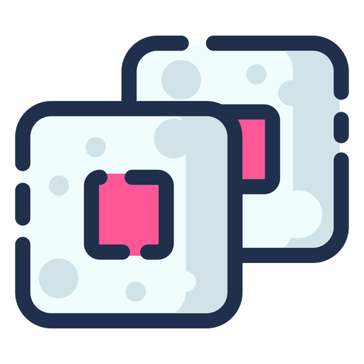 Sushi top icon Transparent PNG