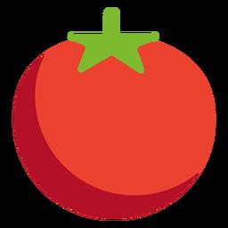 Tomate vegetal plano