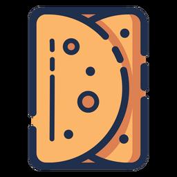 Icono de tortilla