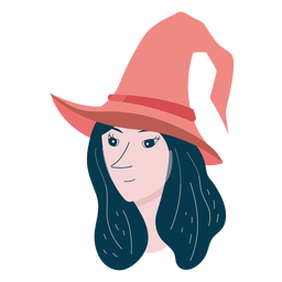 Personaje de bruja