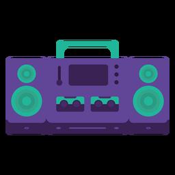 Reproductor de cassette de los 90