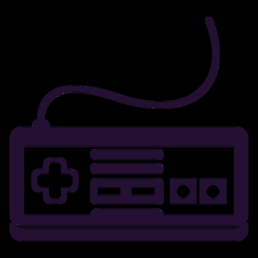 Gameboy flat de los 90 Transparent PNG
