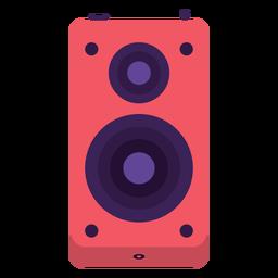 90s speaker flat